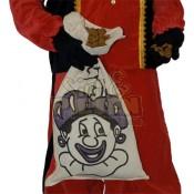 Strooizak Piet afbeelding (45x60)