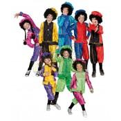 Zwarte Pietenpak kinderen