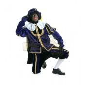 Piet fluweel klassiek met cape