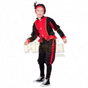 rood pietenpak voor kinderen