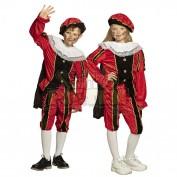 Pietenpak voor kinderen met cape