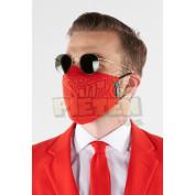 rood mondkaje