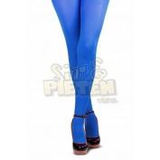blauwe panty