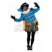 Zwarte Piet Albufeira Turquoise-zwart