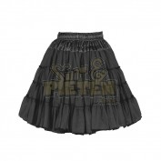 Petticoat luxe Zwart 2-laags
