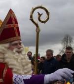 Intocht Sinterklaas 2017 in Dokkum